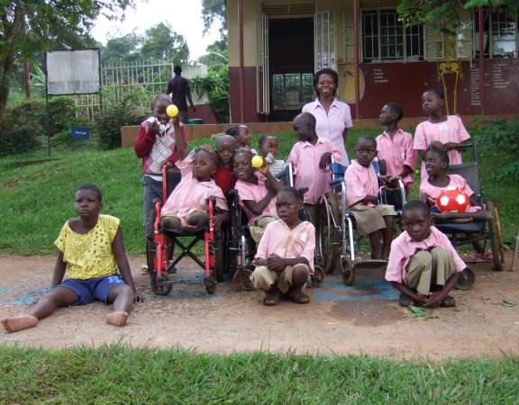 Kampala School for the Physicially Handicapped